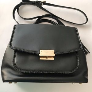 Kate Spade Satchel Large Black Bag Jaclynn Castle